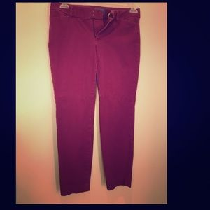 OldNavy Pixie Pants Cropped size 8